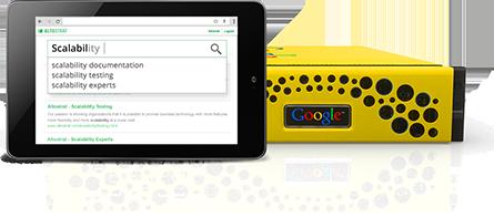 Google Search Appliance - מנוע חיפוש ארגוני